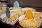 Cupcakes, with an Easter twist
